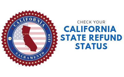 California State Track Your Refund